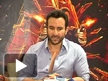Saif's interview for Agent Vinod