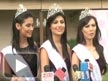 Press Conference with Miss India Winners