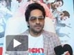"Starcast Interview of movie ""Vicky Donor"""