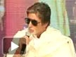 Press conference for movie Department with BIG B