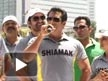 Salman Khan with many Celebs play Cricket for Charity