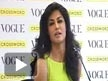 Chitrangda Singh launch Vogue India May 2012 issue