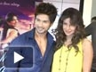 Priyanka and Shahid at Reliance Outlet for TMK
