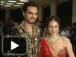 Esha Deol's Sangeet Ceremony at 'The Lalit'