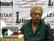 "Naseeruddin Shah launches book ""A Bolt of Lightening"""
