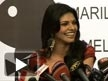Playboy covergirl Sherlyn Chopra at Press Conference
