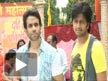 Team of movie 'KSKHH' on the sets of Pavitra Rishta