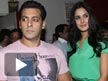 Salman and Katrina on DID sets