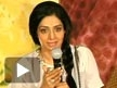 'English Vinglish' movie first look launch