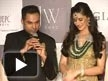 Abhay Deol and Nargis Fakri at IIJW 2012