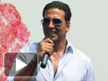 Akshay Kumar celebrates World Heart Day