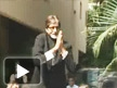 Fans greet Big B on birthday