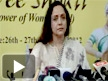 Hema Malini on Dance Festival