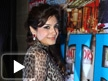 Raveena at magazine launch