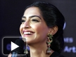 Sonam at L'Or Sunset launch