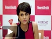 Mandira on Women's Health Magazine Cover