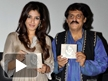 Raveena launches album 'Maa'