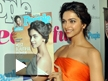 Deepika unveils People's magazine cover