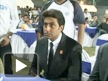 Abhishek at  Indian Football Awards 2013