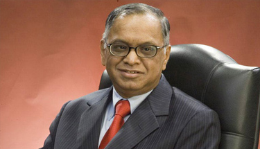 Narayana Murthy gets 2012 Hoover Medal