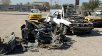 20 killed, 125 wounded in Iraq car bombing