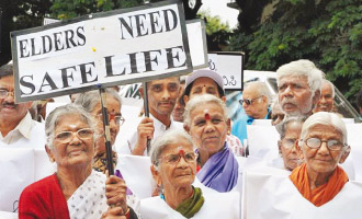 Essay on problems of old age people