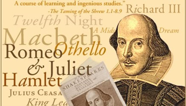 the person behind the literary works of william shakespeare Adjective applied to writing or literary works,  william shakespeare's macbeth  that behind every person's unconscious, or.