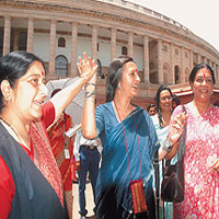 women reservation bill